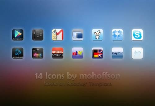 14 Icons