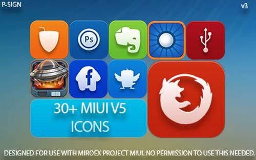 MiroEx Iconset v3