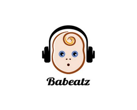 baby logo : Babeatz_2 by Type and Signs