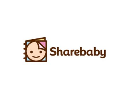 baby logo : Sharebaby by Sean Heisler