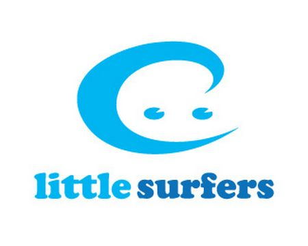 baby logo : Little Surfers v3 by KeithBlues