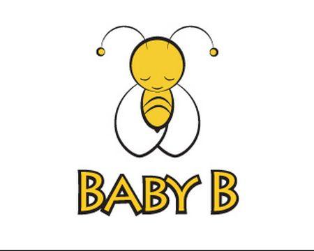 baby logo : baby b by nagzter