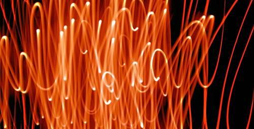 Fire Scribble