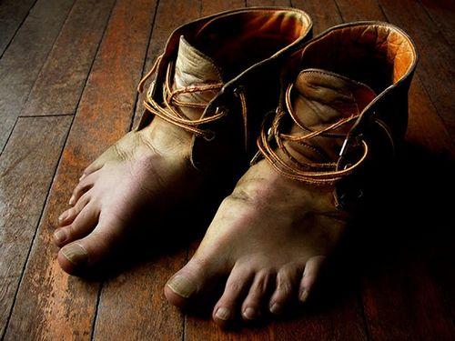 Boot Legs