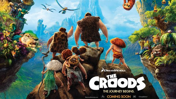 The Croods 2013 Movie Wallpaper