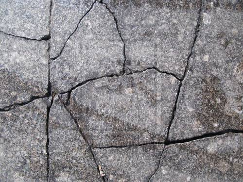 Cracked Granite 1