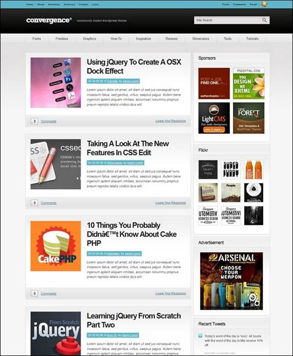 Forex blog wordpress theme