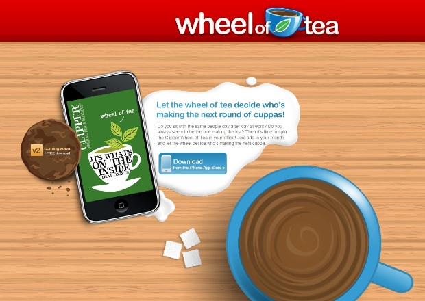 Wheel of Tea