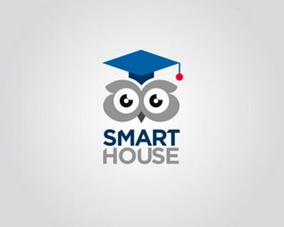 Education Logo : SMART HOUSE