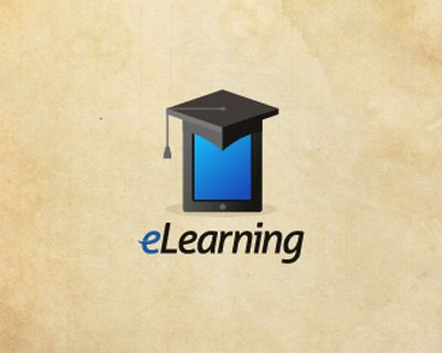 Education Logo : eLearning