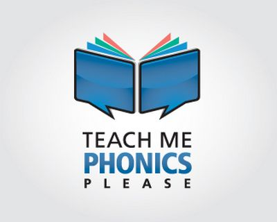 Education Logo : Teach Me Phonics Please
