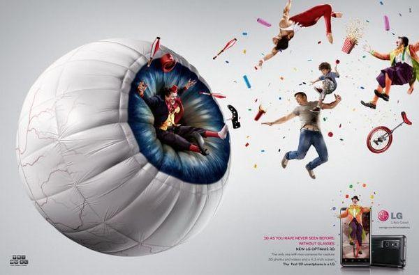 LG Mobile: Circus