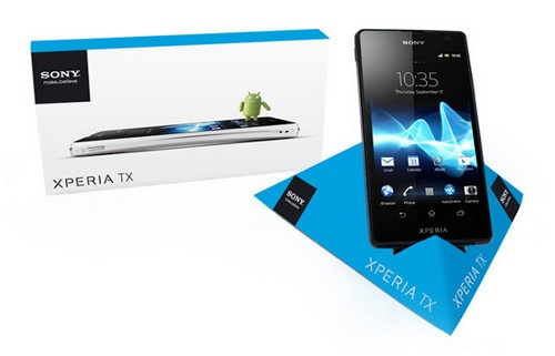 Sony Xperia V, T, TX and J­