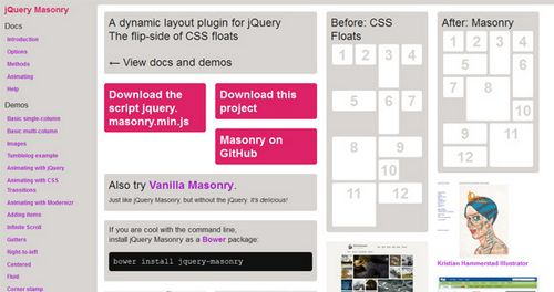 Top 5 Free Jquery Plugins To Design Pinterest Like Layout