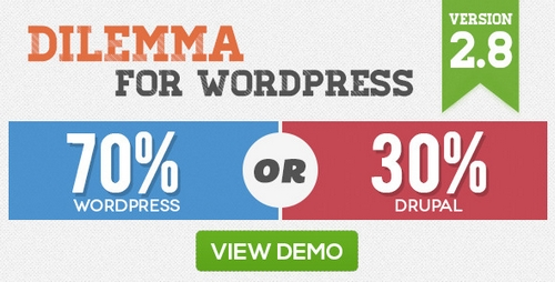 Dilemma WordPress Plugin (Paid)