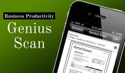 Genius Scan - PDF Scanner