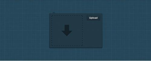File Upload By Drag