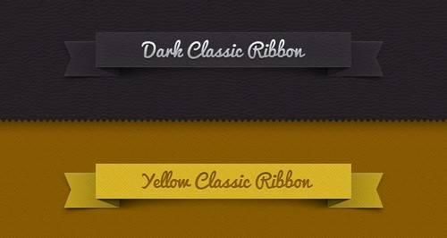 Ribbon Classic Set