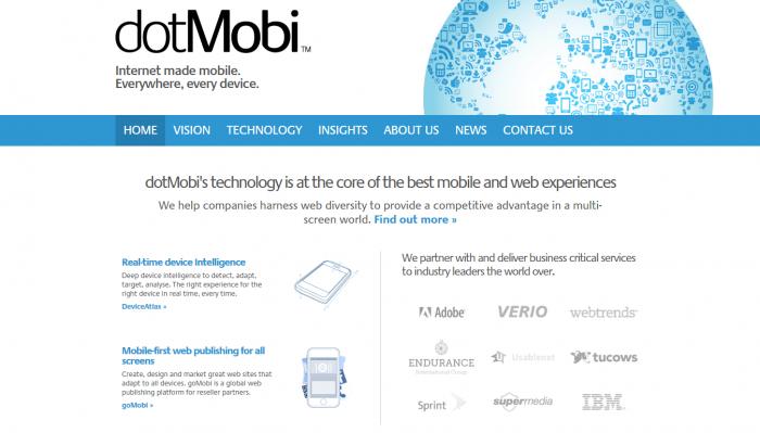 DotMobi Emulator