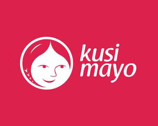 kusi mayo - another lady face logo