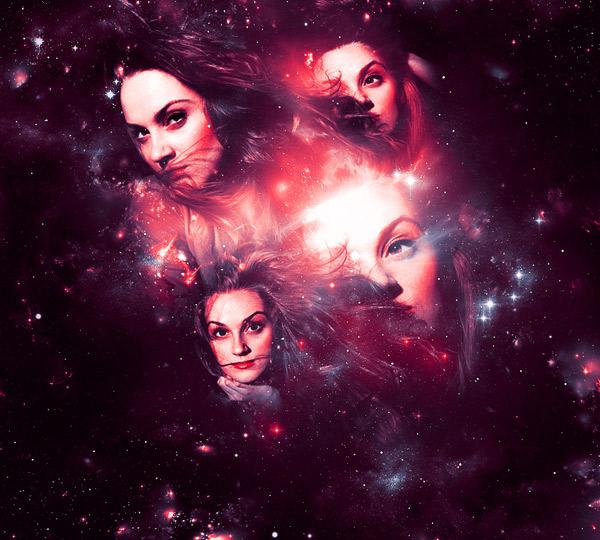 Create a Magical Four Piece Stardust Composition – Basix