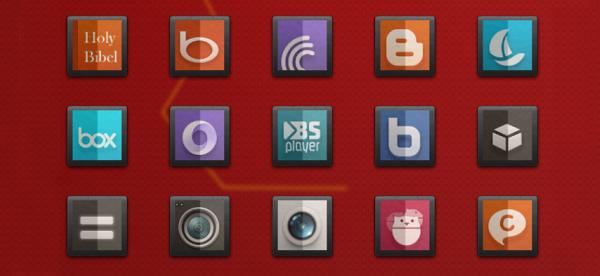 Dimidium Icons