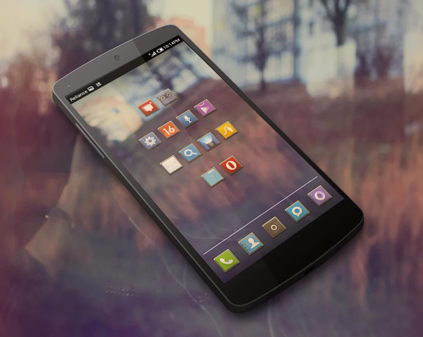 30+25 Free Icon Sets For Your Android Applications [Updated]