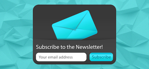 14_Newsletter-Subscription - ecommerce website design