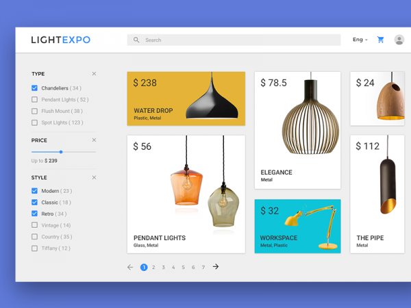 15 best material designs on the web