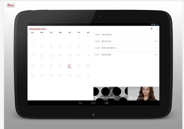 best android calendar app - Cal