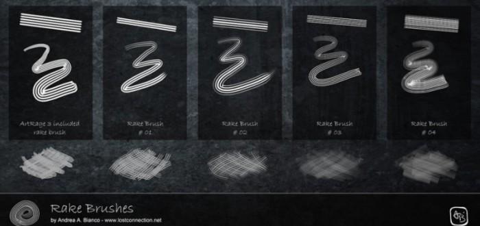 3-rake-brushes