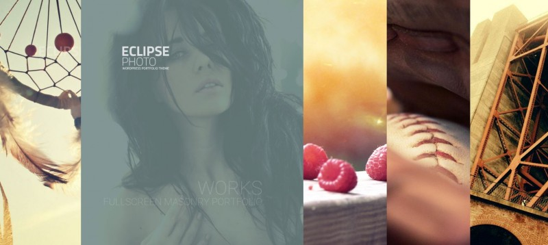 6-eclipse - WordPress Theme for photography