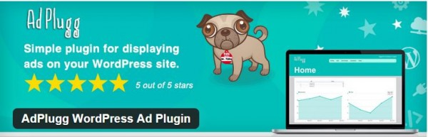 3. AdPlugg - wordpress ad plugin