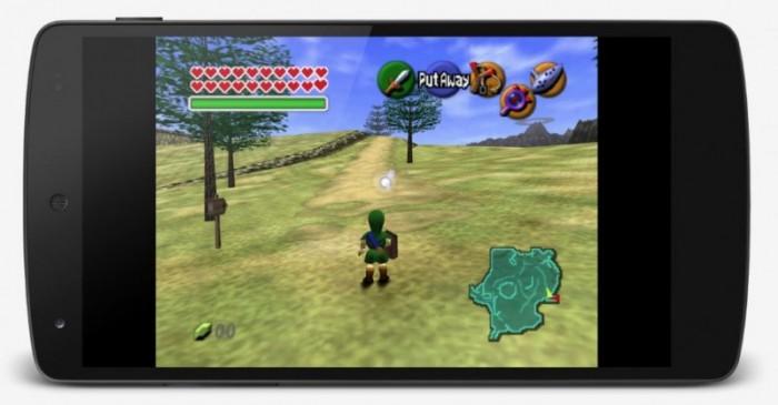 1-android-emulator1 - MegaN64 N64 Emulator