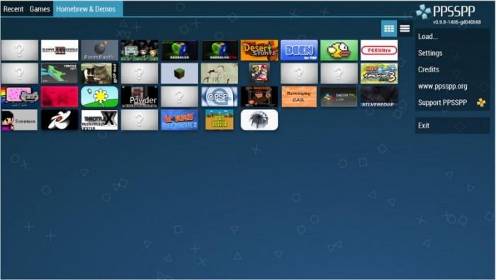 5-andorid-emulator5 - PPSSPP - PSP emulator
