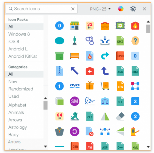Icons8 - Windows App