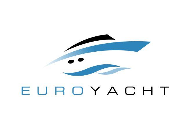6-euro-yatch boat inspired logo
