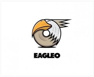 Eagleo - eagle symbol logos