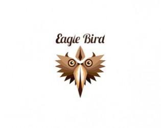 EagleBird - eagle logos clip art