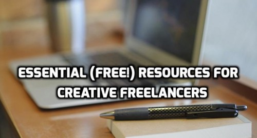 Resources for Creative Freelancers - 1