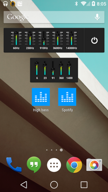 best equalizer for android lollipop