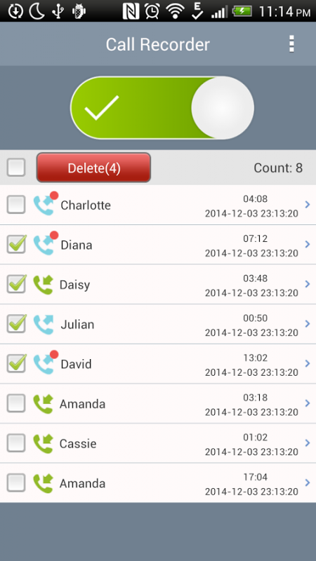 call recorder for android google play