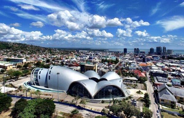 16. National Academy of Performing Arts, Trinandad and Tobago