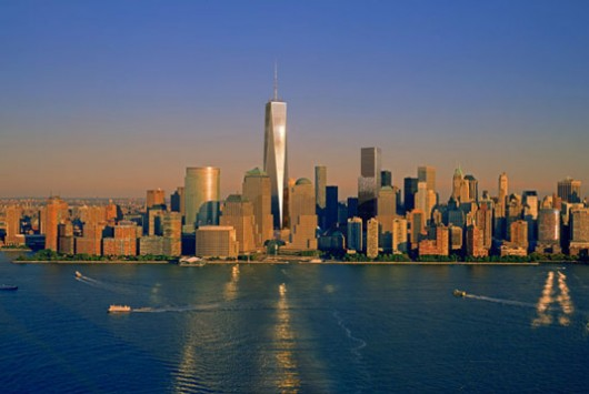 5. One World Trade Center - famous architecture models