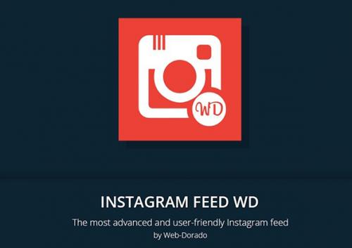 Instagram Feed WD