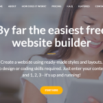 How to build a responsive website on SITE123