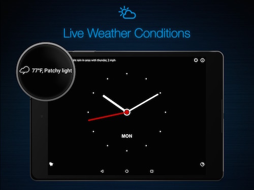 Live Weather