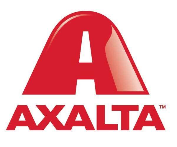 3-axalta - painting company logo design