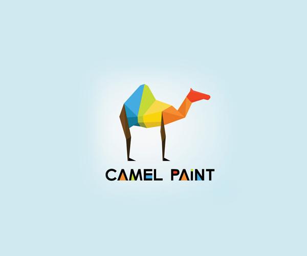 5-camel-paint - painting company logos free
