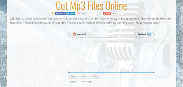 CutMP3.net